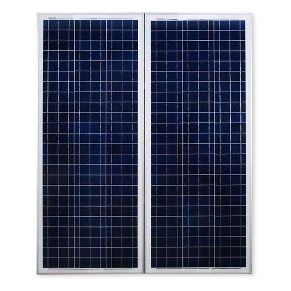 KC02 (2) Panel Solar Array