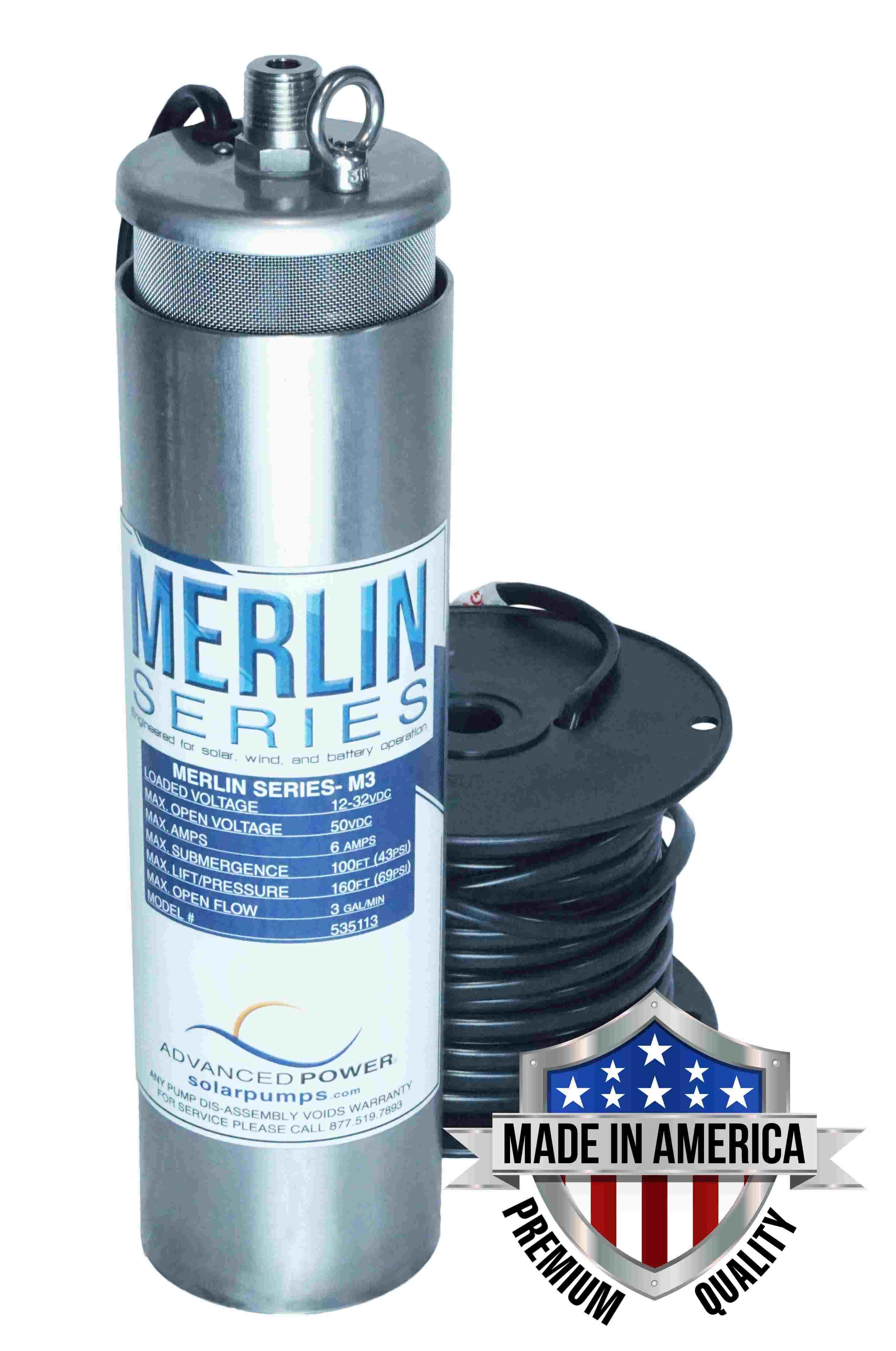 Merlin Series M3