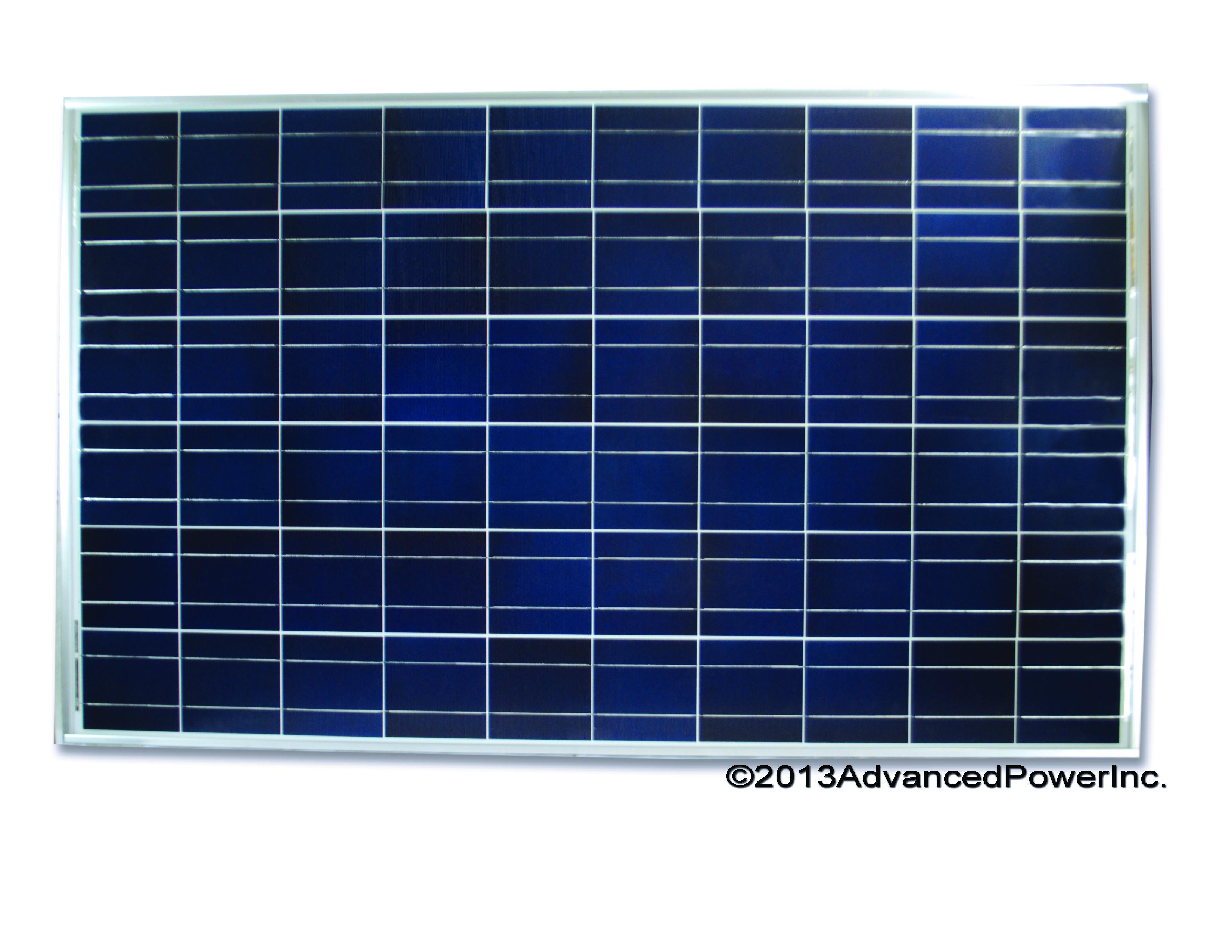 KC06-330 (2) Panel Solar Array