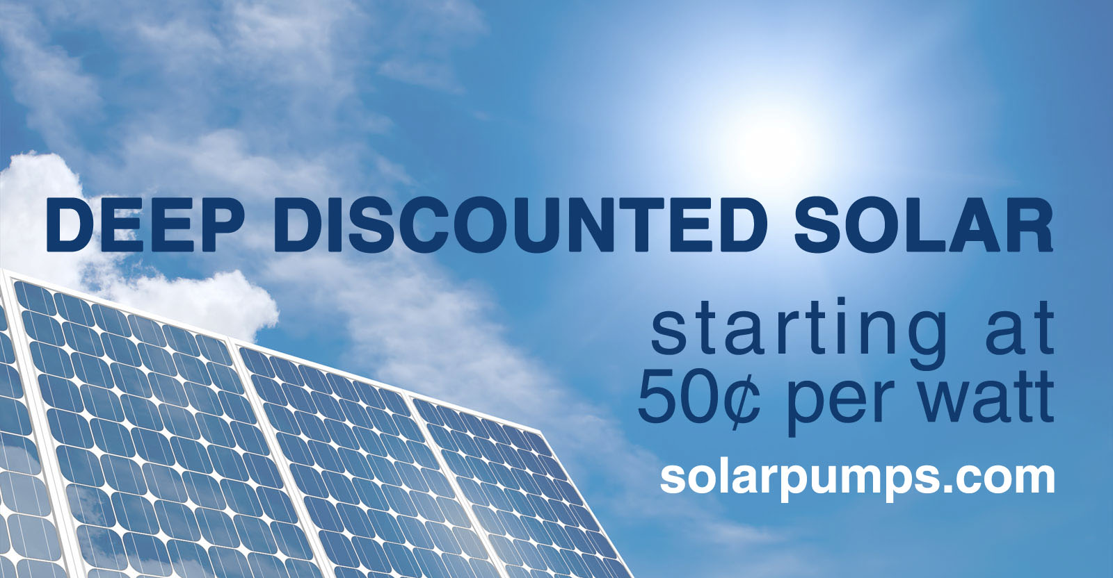 Wholesale Solar Products